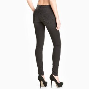 Mother High Waisted Jeans